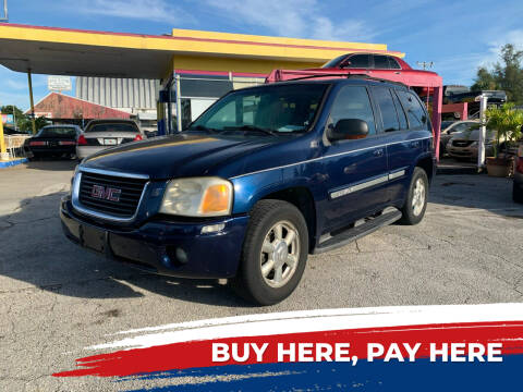 2002 GMC Envoy for sale at Mid City Motors Auto Sales - Mid City North in N Fort Myers FL