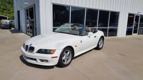 1997 BMW Z3 for sale at Waynes Wheels in Fayetteville NC