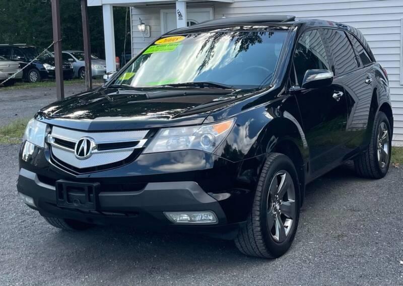 2008 Acura MDX for sale at Landmark Auto Sales Inc in Attleboro MA