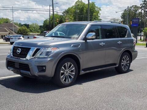 2020 Nissan Armada for sale at Gentry & Ware Motor Co. in Opelika AL
