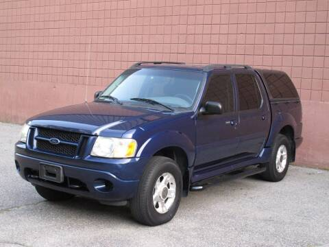 2004 Ford Explorer Sport Trac for sale at United Motors Group in Lawrence MA