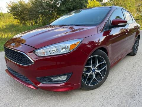 2016 Ford Focus for sale at Next Autogas Auto Sales in Jacksonville FL