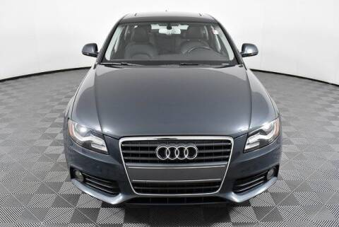 2009 Audi A4 for sale at Southern Auto Solutions - Georgia Car Finder - Southern Auto Solutions-Jim Ellis Volkswagen Atlan in Marietta GA