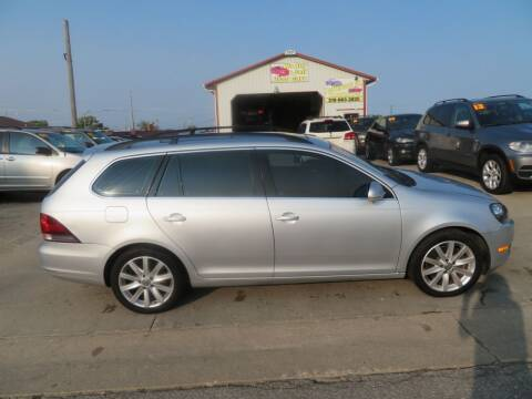 2011 Volkswagen Jetta for sale at Jefferson St Motors in Waterloo IA