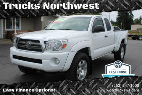 2009 Toyota Tacoma for sale at Trucks Northwest in Spanaway WA