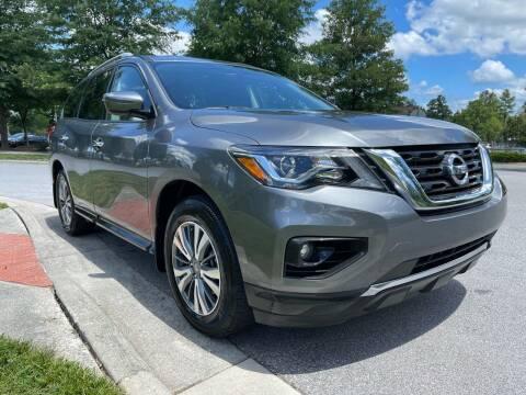 2020 Nissan Pathfinder for sale at LA 12 Motors in Durham NC