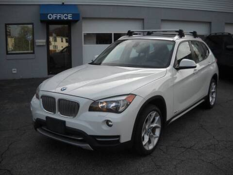 2013 BMW X1 for sale at Best Wheels Imports in Johnston RI