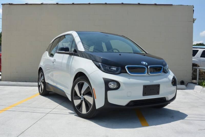 2016 BMW i3 for sale at D&C Motor Company LLC in Merriam KS