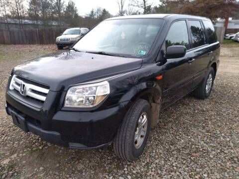2007 Honda Pilot for sale at Seneca Motors, Inc. (Seneca PA) in Seneca PA