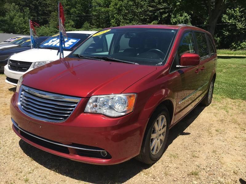 2013 Chrysler Town and Country for sale at Hillside Motor Sales in Coldwater MI