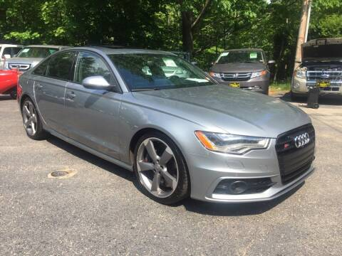 2015 Audi S6 for sale at Bladecki Auto in Belmont NH