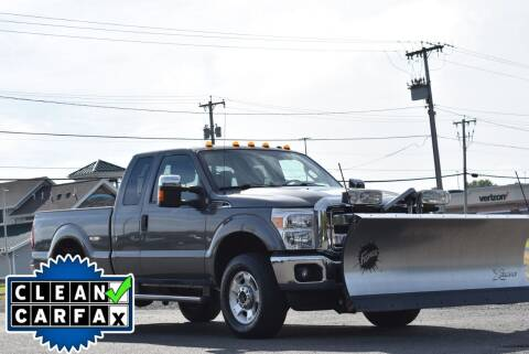2011 Ford F-350 Super Duty for sale at Broadway Garage of Columbia County Inc. in Hudson NY