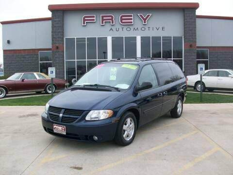 2006 Dodge Grand Caravan for sale at Frey Automotive in Muskego WI