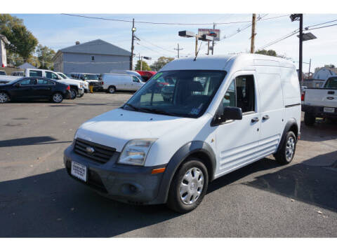 2013 Ford Transit Connect for sale at Scheuer Motor Sales INC in Elmwood Park NJ