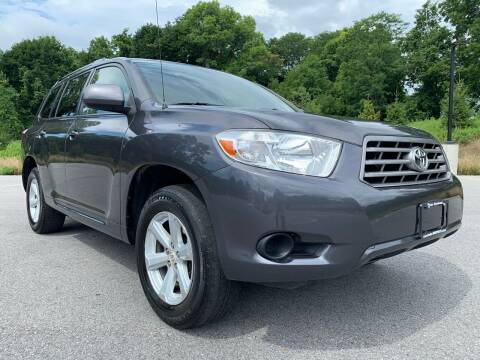 2009 Toyota Highlander for sale at Auto Warehouse in Poughkeepsie NY