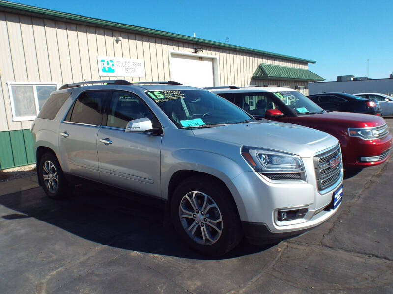 2015 GMC Acadia for sale at G & K Supreme in Canton SD