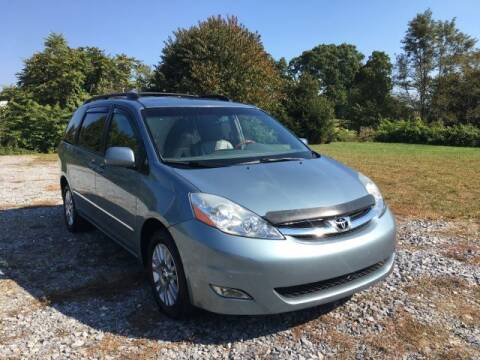 2008 Toyota Sienna for sale at Appalachian Auto Brokers, LLC in Johnson City TN