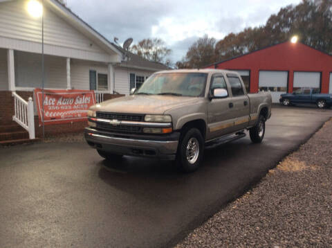 2001 Chevrolet Silverado 1500HD for sale at Ace Auto Sales - $2200+ DOWN CARS in Fyffe AL