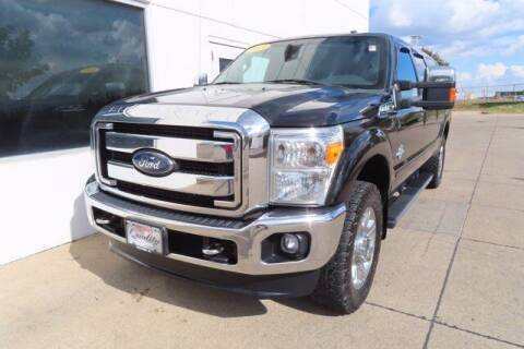 2015 Ford F-250 Super Duty for sale at HILAND TOYOTA in Moline IL