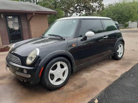 2002 MINI Cooper for sale at John 3:16 Motors in San Antonio TX