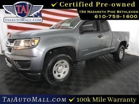 2018 Chevrolet Colorado for sale at Taj Auto Mall in Bethlehem PA