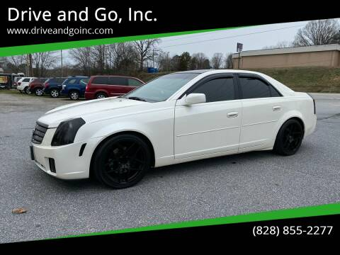 2004 Cadillac CTS for sale at Drive and Go, Inc. in Hickory NC