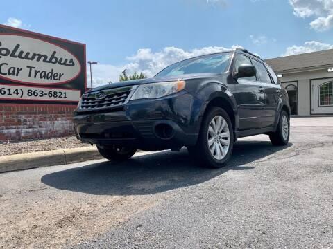2013 Subaru Forester for sale at Columbus Car Trader in Reynoldsburg OH