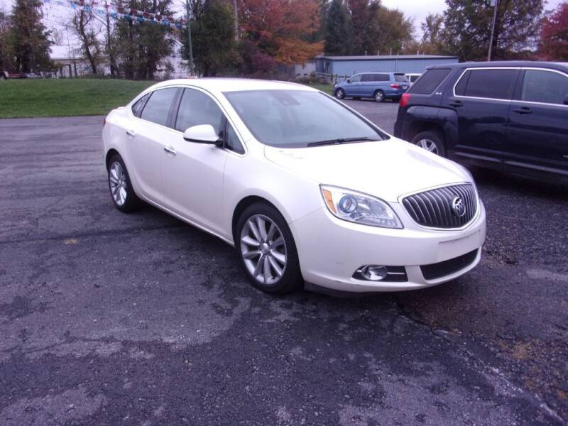 2014 Buick Verano for sale at Birmingham Automotive in Birmingham OH