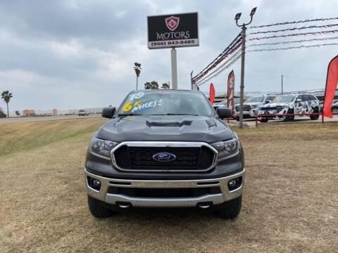 2019 Ford Ranger for sale at A & V MOTORS in Hidalgo TX