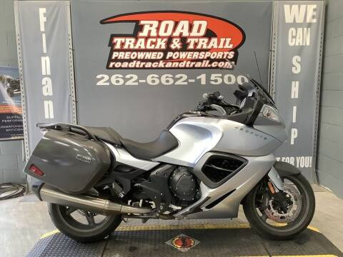 2013 Triumph Trophy SE for sale at Road Track and Trail in Big Bend WI