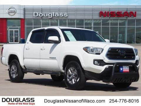 2018 Toyota Tacoma for sale at Douglass Automotive Group - Douglas Nissan in Waco TX