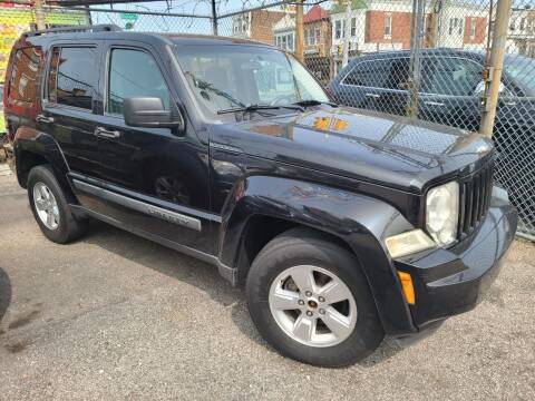 2012 Jeep Liberty for sale at Rockland Auto Sales in Philadelphia PA