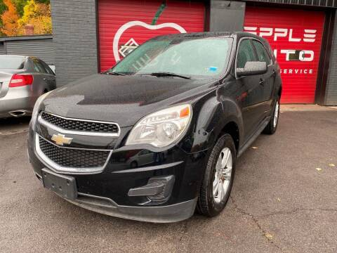 2011 Chevrolet Equinox for sale at Apple Auto Sales Inc in Camillus NY