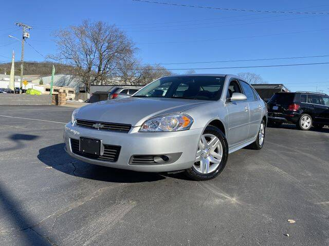 2011 Chevrolet Impala for sale at Auto Credit Group in Nashville TN