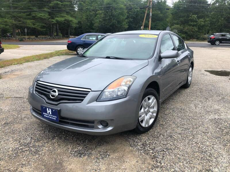 2009 Nissan Altima for sale at Hornes Auto Sales LLC in Epping NH