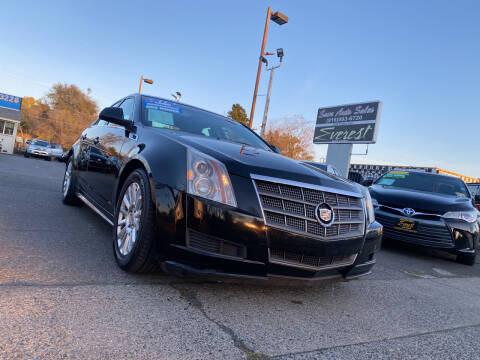 2011 Cadillac CTS for sale at Save Auto Sales in Sacramento CA