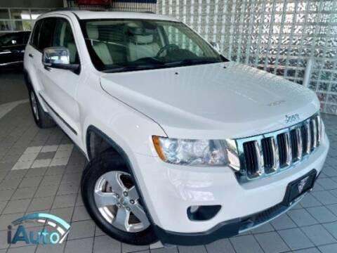 2011 Jeep Grand Cherokee for sale at iAuto in Cincinnati OH