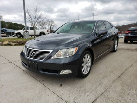 2007 Lexus LS 460 for sale at HIGHWAY 12 MOTORSPORTS in Nashville TN