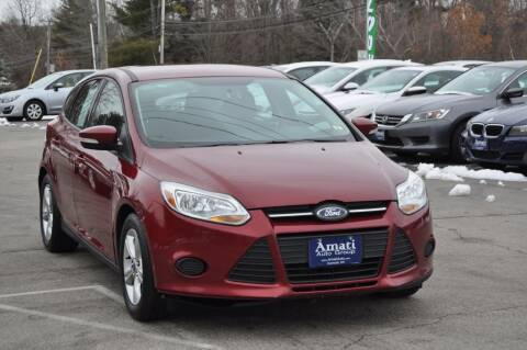 2013 Ford Focus for sale at Amati Auto Group in Hooksett NH