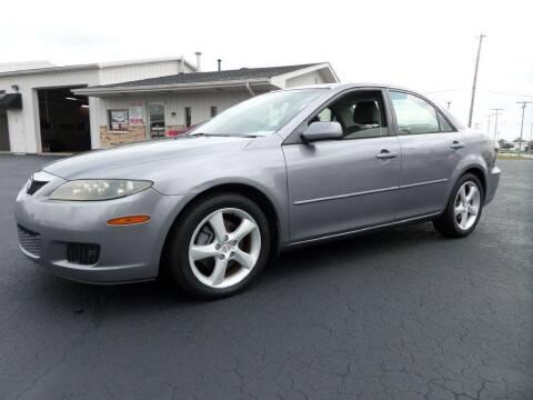 2006 Mazda MAZDA6 for sale at Budget Corner in Fort Wayne IN