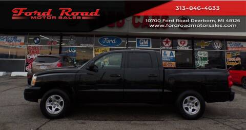2007 Dodge Dakota for sale at Ford Road Motor Sales in Dearborn MI
