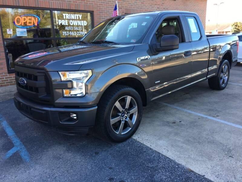 2016 Ford F-150 for sale at Bankruptcy Car Financing in Norfolk VA
