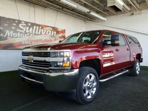 2015 Chevrolet Silverado 2500HD for sale at SULLIVAN MOTOR COMPANY INC. in Mesa AZ