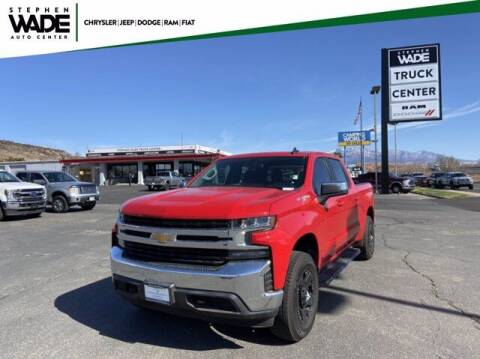 2019 Chevrolet Silverado 1500 for sale at Stephen Wade Pre-Owned Supercenter in Saint George UT