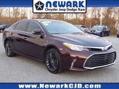 2017 Toyota Avalon for sale at NEWARK CHRYSLER JEEP DODGE in Newark DE