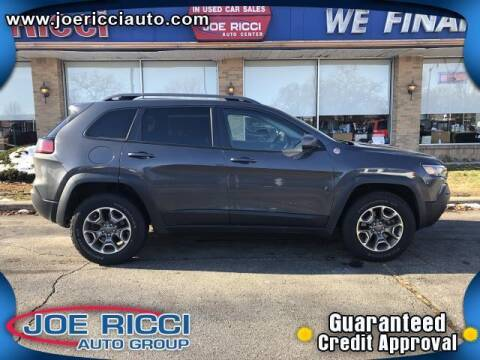 2020 Jeep Cherokee for sale at Mr Intellectual Cars in Shelby Township MI