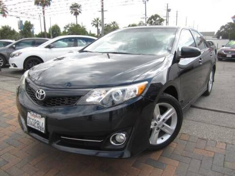 2014 Toyota Camry for sale at PREFERRED MOTOR CARS in Covina CA