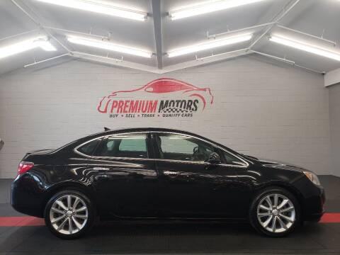 2012 Buick Verano for sale at Premium Motors in Villa Park IL