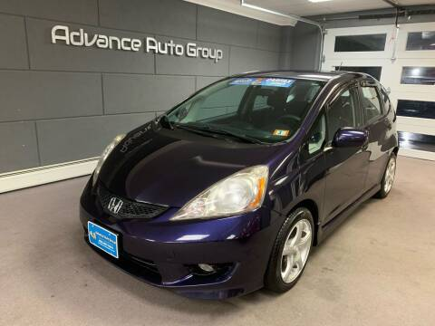 2009 Honda Fit for sale at Advance Auto Group, LLC in Chichester NH