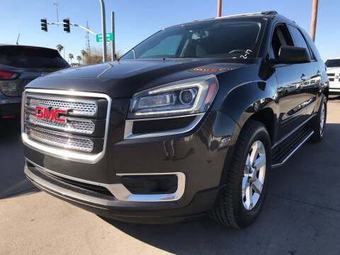 2015 GMC Acadia for sale at Town and Country Motors in Mesa AZ